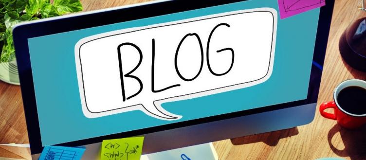 Startujemy z blogiem