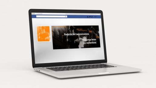 John Gotti Profil firmowy facebook