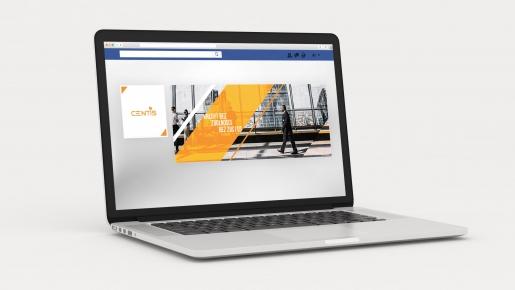 CENTIS Profil firmowy facebook
