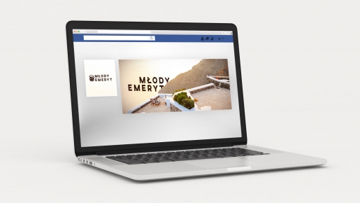 Młody emeryt Profil firmowy facebook