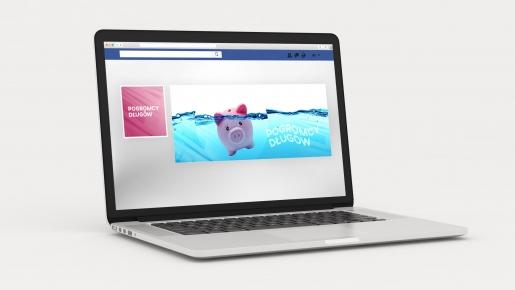 Pogromcy długów Profil firmowy facebook