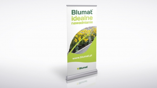 blumat Projekt roll-up