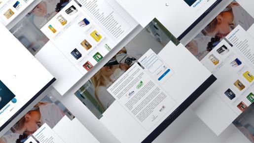 XenicoPharma Responsywna strona internetowa