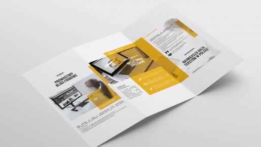 setugo Projekt ulotki reklamowej