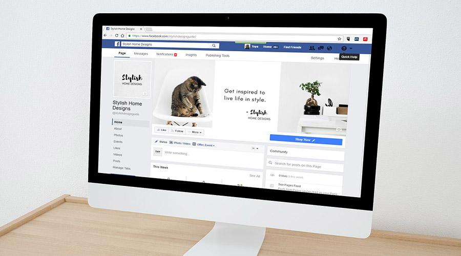 Prowadzenie facebooka firmowego